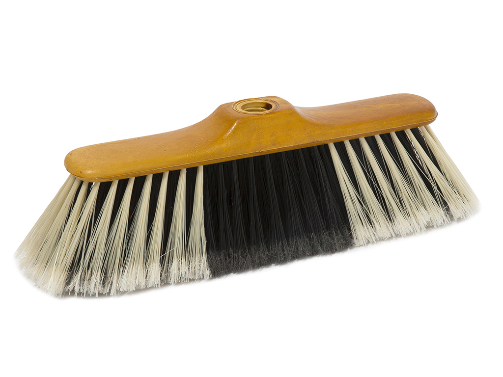 punto broom black/beige