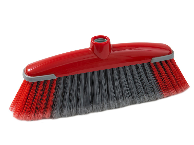 milly broom with rubber (fibre length 11 cm.)