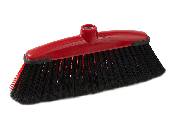 milly broom with rubber