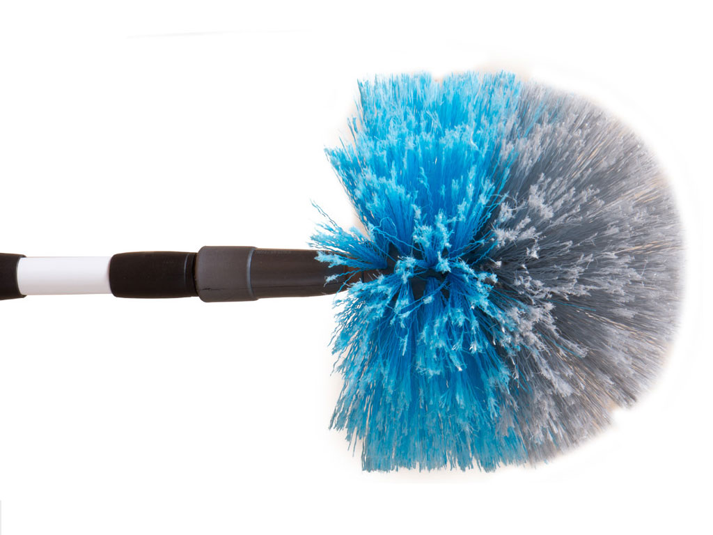 ball ceiling duster with telex handle cm 150