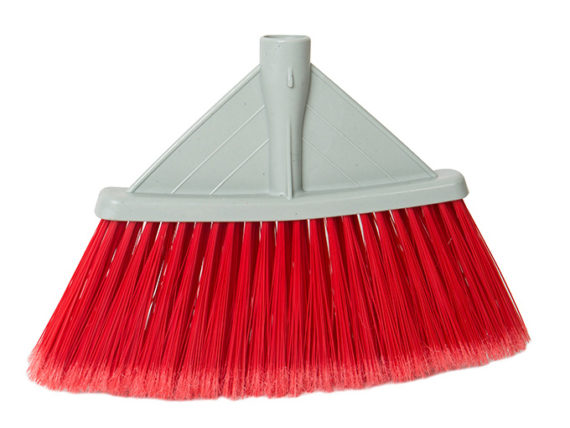 Standard Color Broom Made In Italy Luxor Cleaning