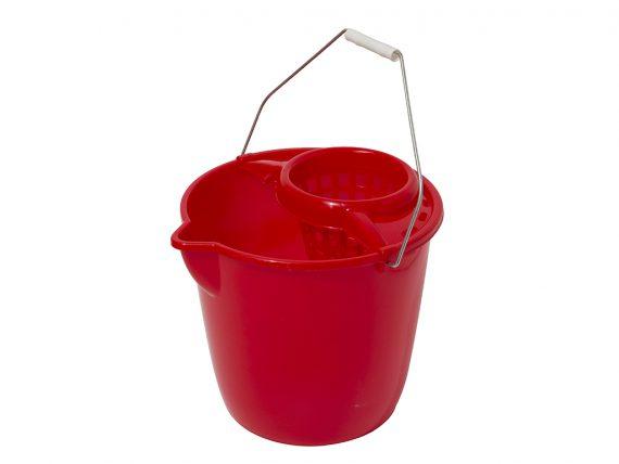 round bucket 10 Lt. + wringer