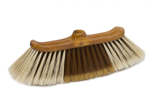 pavone broom brown/beige fibre