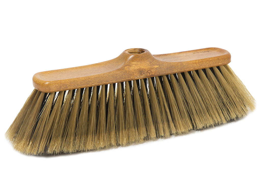 gold broom with super soft fibre