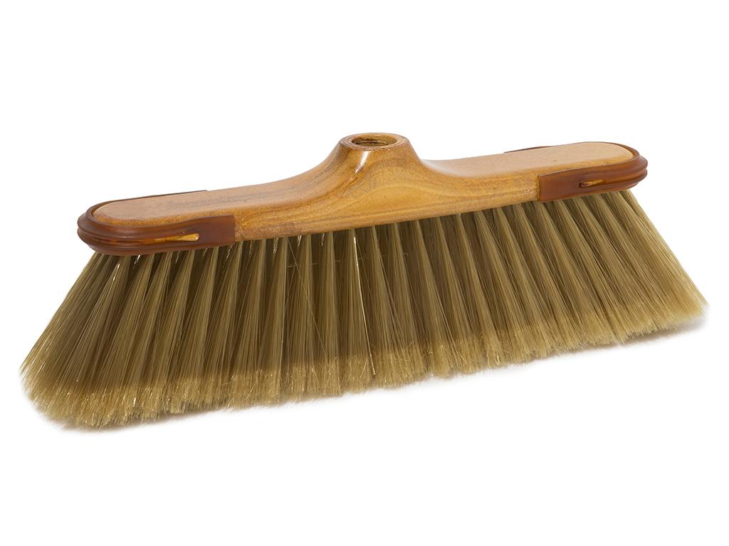 klenia broom gold super soft fibre with rubber