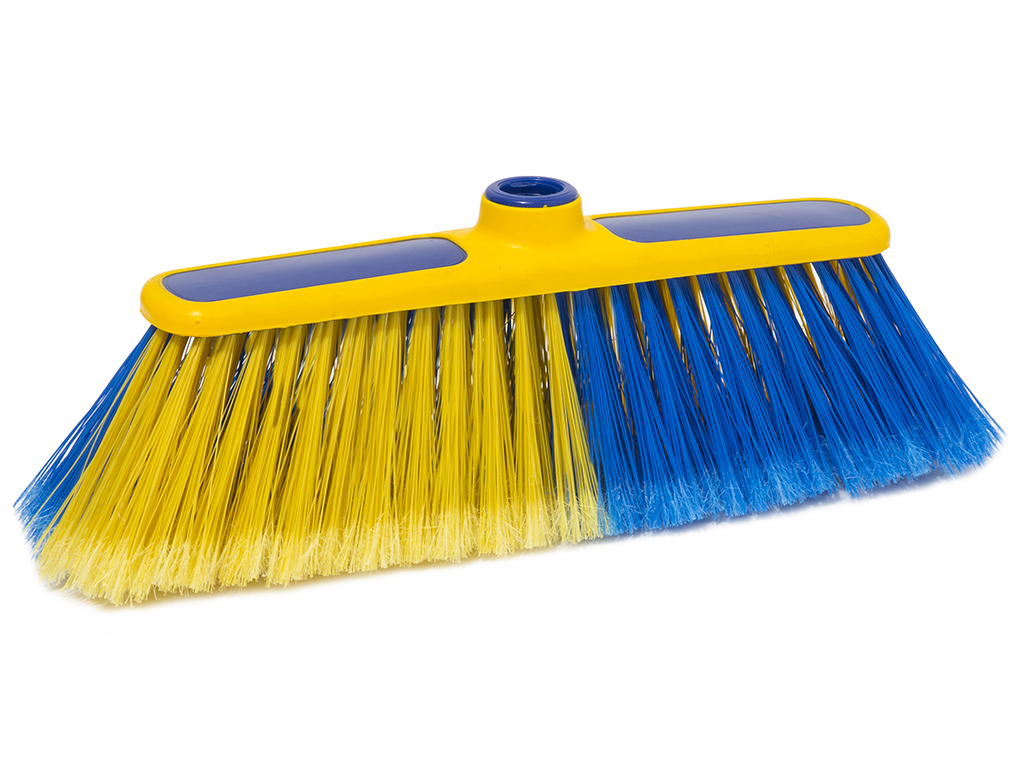 rimbalzona broom with rubber