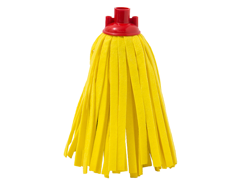 synthetic mop 50×25 yellow