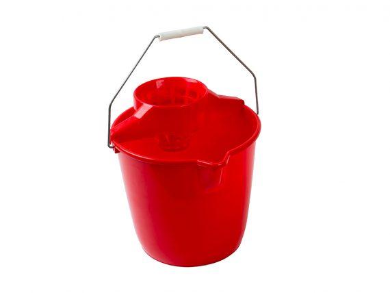 round bucket 12 Lt. + wringer