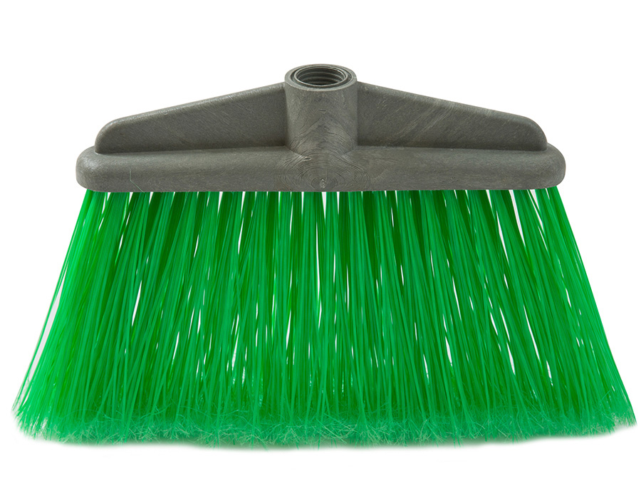 garden broom outdoor recycled block