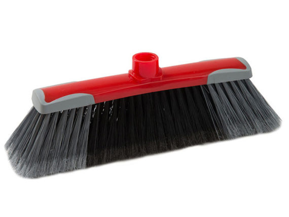 star broom with rubber