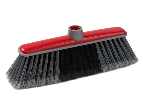 unika broom with rubber