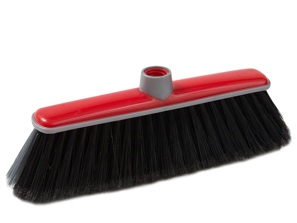 "unika broom ""duo-special"" (fibre 2 in 1)"