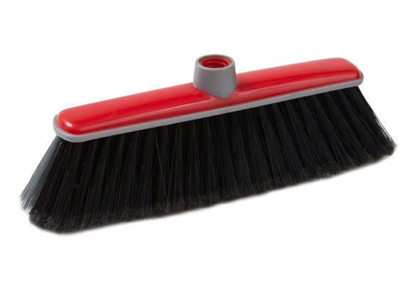 unika broom super soft fibre with rubber